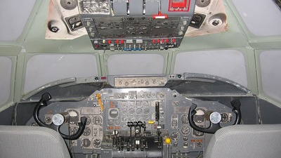 Simulator - Douglas DC-8-62 - Finnair