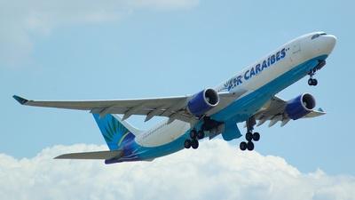 F-OPTP - Airbus A330-223 - Air Caraïbes
