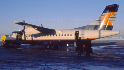 C-FIQB - ATR 42-300 - Inter Canadian