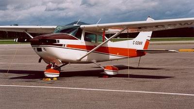A picture of CGSWR - Cessna 182P Skylane - [18263579] - © Luc Brousseau