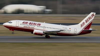 D-ADIC - Boeing 737-36Q - Air Berlin (dba)