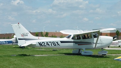 A picture of N2476X - Cessna 172S Skyhawk SP - [172S8790] - © Piotr Rolek - Chicago Aviation Photography