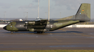 50-75 - Transall C-160D - Germany - Air Force