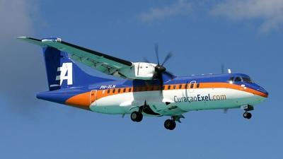 PH-XLN - ATR 42-500 - CuraçaoExel