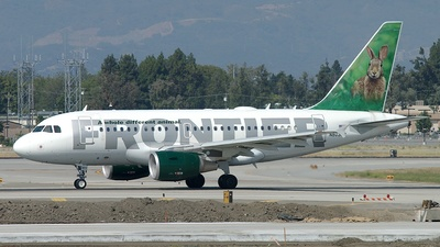 N803FR - Airbus A318-111 - Frontier Airlines