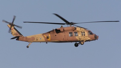 571 - Sikorsky S-70A-55 Yanshuf 3 - Israel - Air Force