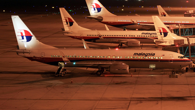 9M-MLC - Boeing 737-86N - Malaysia Airlines
