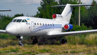 UR-87405 - Yakovlev Yak-40 - Kirovogradavia