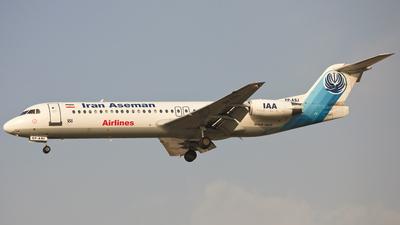 A picture of EPASJ - Fokker 100 - [11378] - © Captairbus-ErcanKarakas