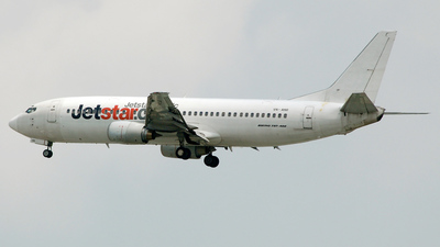 VN-A190 - Boeing 737-4H6 - Jetstar Pacific Airlines