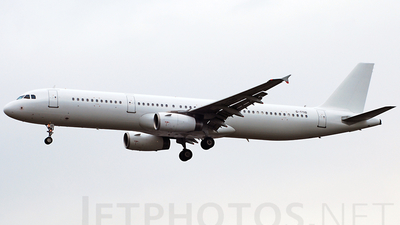 G-TTID - Airbus A321-231 - GB Airways