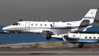 A picture of N546CS - Cessna 560XLS Citation Excel - [5605524] - © Derin
