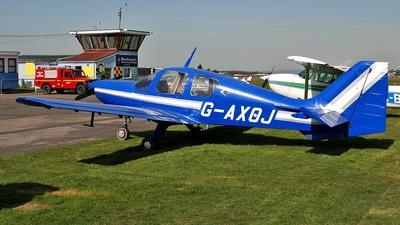 G-AXOJ - Beagle B121 Series 2 Pup - Private