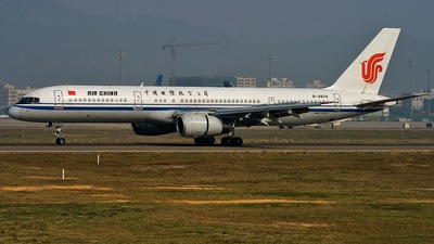 B-2839 - Boeing 757-2Z0 - Air China