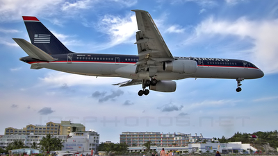 N601AU - Boeing 757-225 - US Airways