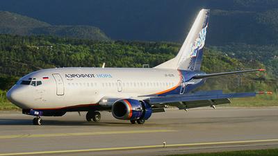 VP-BXM - Boeing 737-59D - Aeroflot-Nord