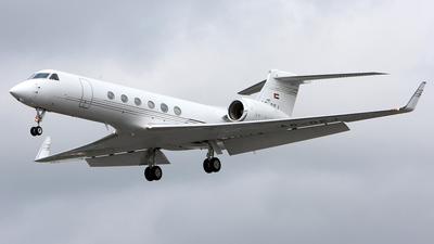 A6-DEJ - Gulfstream G-V - Private
