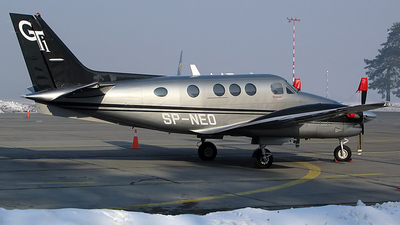 SP-NEO - Beechcraft C90GTi King Air - Private