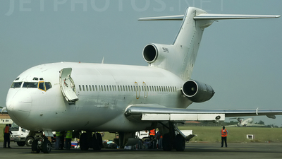S9-PST - Boeing 727-171C - Transafrik International