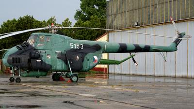 5153 - Mil Mi-4 Hound - Czechoslovakia - Air Force
