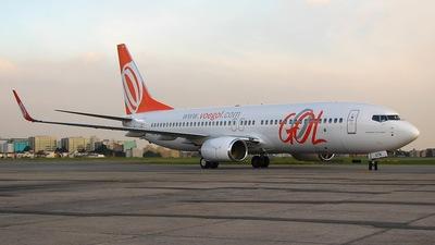 PR-GTK - Boeing 737-8EH - GOL Linhas Aéreas