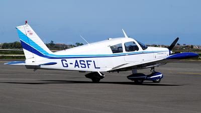 A picture of GASFL - Piper PA28180 - [281170] - © Henrik Hedde