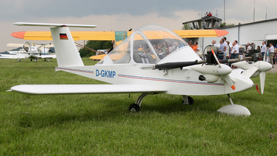 D-GKMP - Colomban MCR-15 Cri Cri - Private