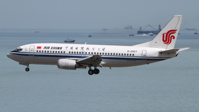B-2957 - Boeing 737-3Z0 - Air China