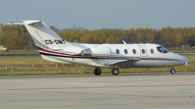 CS-DMT - Beechcraft 400A Beechjet - NetJets Europe