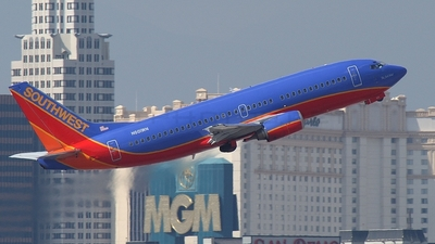 N601WN - Boeing 737-3H4 - Southwest Airlines