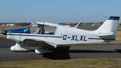 A picture of GXLXL - Robin DR400/160 - [813] - © mark empson