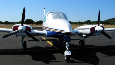 A picture of N69744 - Cessna 310Q - [310Q0956] - © RyRob