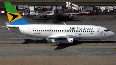 5H-MVZ - Boeing 737-247(Adv) - Air Tanzania