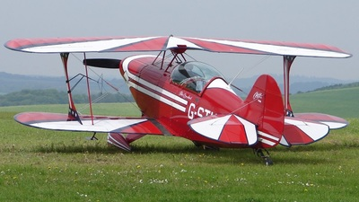G-STUB - Pitts S-2B - Private