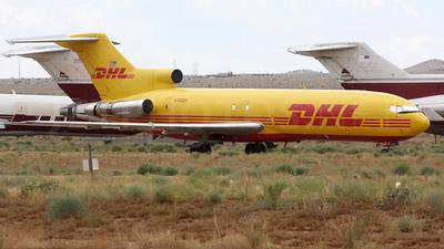 N742DH - Boeing 727-225(Adv)(F) - DHL (ASTAR Air Cargo)