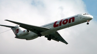 PK-LML - McDonnell Douglas MD-82 - Lion Air