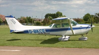 G-BKCE - Reims-Cessna F172P Skyhawk II - Island Aviation