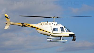 G-ONTV - Agusta-Bell AB-206B JetRanger II - Castle Air
