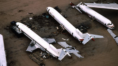 N54340 - Boeing 727-231(Adv) - Trans World Airlines (TWA)