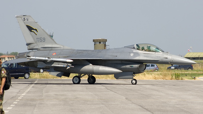 MM7259 - General Dynamics F-16A Fighting Falcon - Italy - Air Force