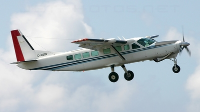 A picture of CGSGV - Cessna 208B Grand Caravan - [208B0524] - © João Resendes - Azores Spotters