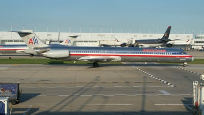 N33414 - McDonnell Douglas MD-82 - American Airlines