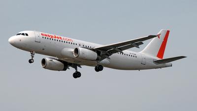 G-TTOG - Airbus A320-232 - easyJet