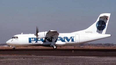 N4204G - ATR 42-300 - Pan Am Express