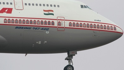 VT-AIF - Boeing 747-412 - Air India