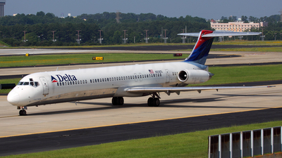 N938DL - McDonnell Douglas MD-88 - Delta Air Lines