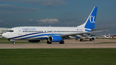 5B-DBI - Boeing 737-86N - AJet