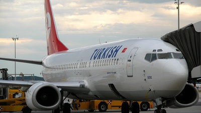 TC-JEY - Boeing 737-4Y0 - Turkish Airlines