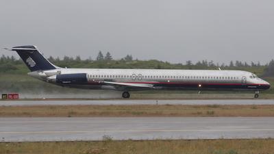 N501AM - McDonnell Douglas MD-82 - Aeromexico