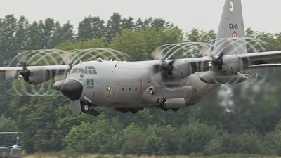 CH-10 - Lockheed C-130H Hercules - Belgium - Air Force